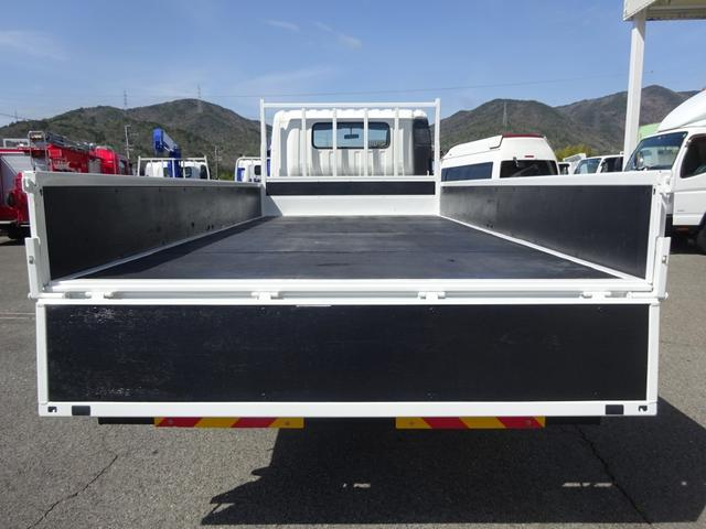 4650kg積載 カーテン式幌車 三方開き ワイド ロング(7枚目)