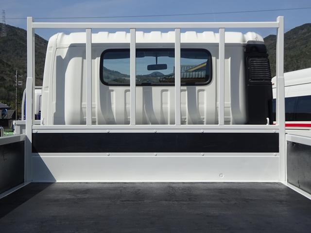 4650kg積載 カーテン式幌車 三方開き ワイド ロング(12枚目)