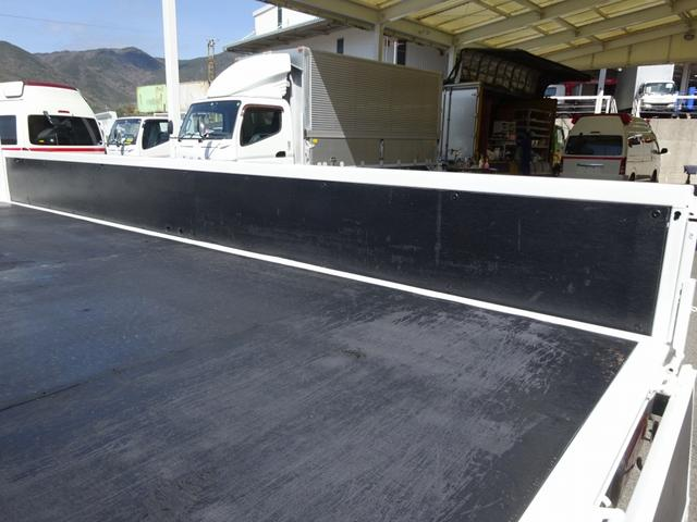 4650kg積載 カーテン式幌車 三方開き ワイド ロング(14枚目)