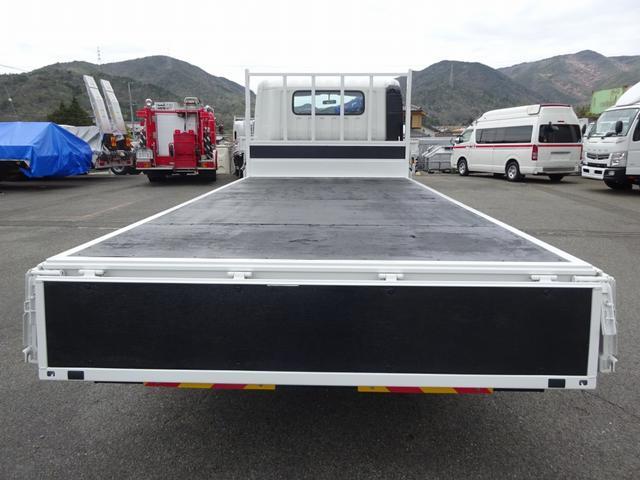 4650kg積載 カーテン式幌車 三方開き ワイド ロング(16枚目)
