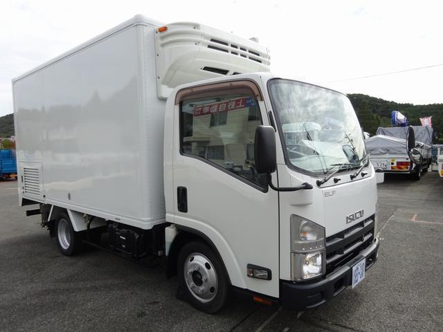 移動販売車 コンビニ 冷凍機 ガソリン発電機 0.45t積み(3枚目)