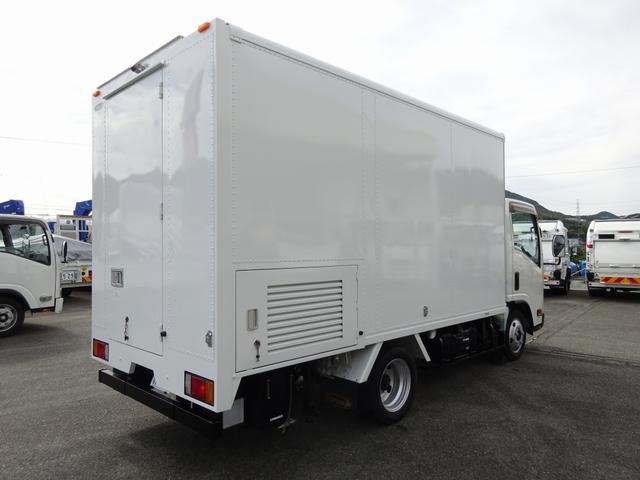移動販売車 コンビニ 冷凍機 ガソリン発電機 0.45t積み(4枚目)