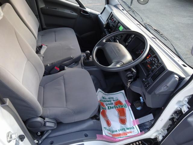 移動販売車 コンビニ 冷凍機 ガソリン発電機 0.45t積み(8枚目)