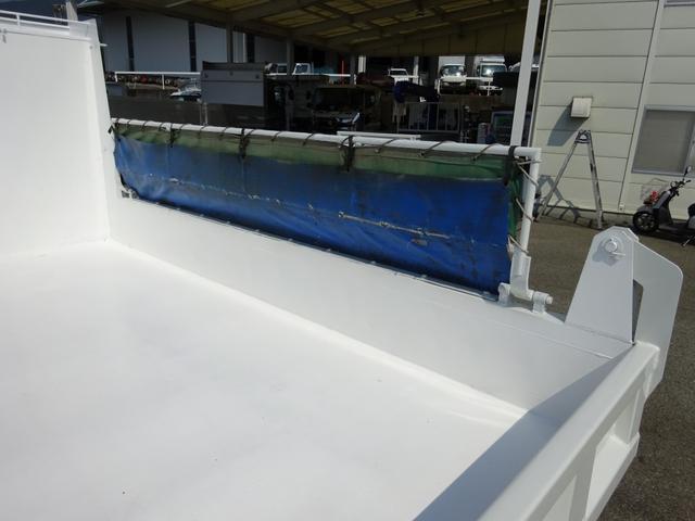 ダンプ 強化一方開 新明和 標準幅 ベッド付 3.55t積み(13枚目)
