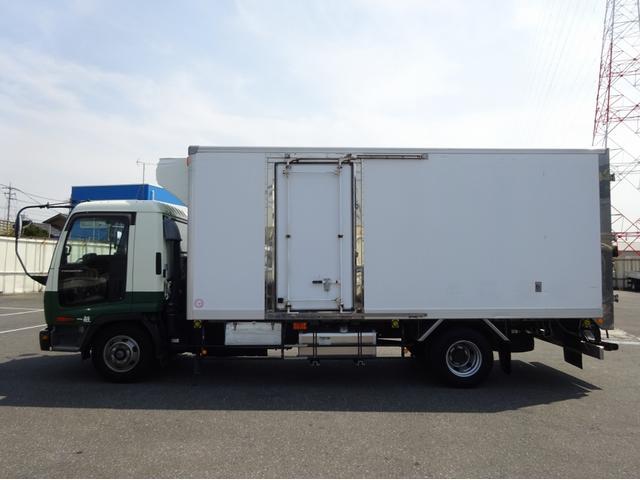 低温冷凍車 -30℃ 2エバ 標準幅 3.05t積み(5枚目)