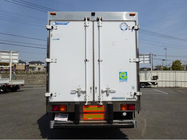 低温冷凍車 -30℃ 2エバ 標準幅 3.05t積み(6枚目)