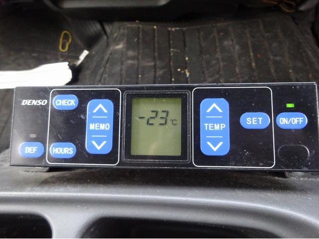 低温冷凍車 -30℃ 2エバ 標準幅 3.05t積み(61枚目)
