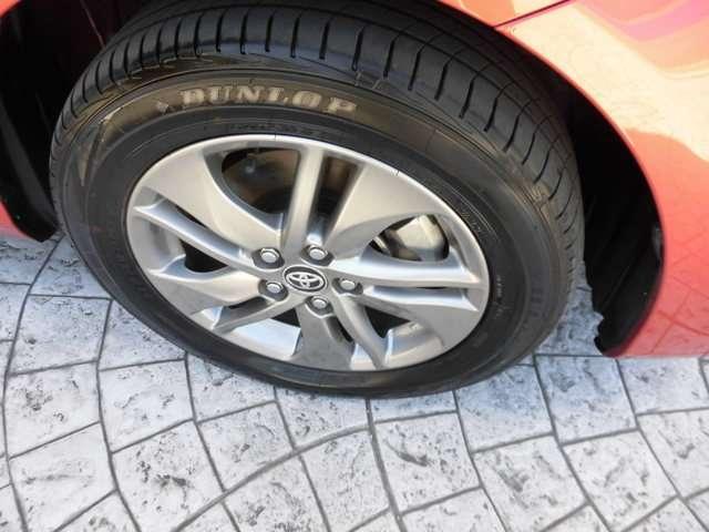 ハイブリッドG HDDナビ セーフティセンス 新品タイヤ(7枚目)