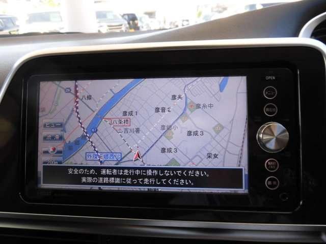 ハイブリッドG HDDナビ セーフティセンス 新品タイヤ(8枚目)