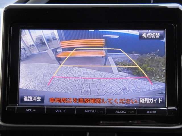 ZS 煌 SDナビ バックカメラ 後席ディスプレイ(13枚目)