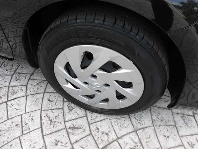 タイヤもまだまだ使えます。