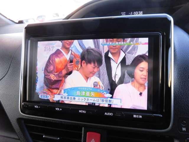 トヨタ純正の9インチ画面SDナビNSZT-Y66Tです。