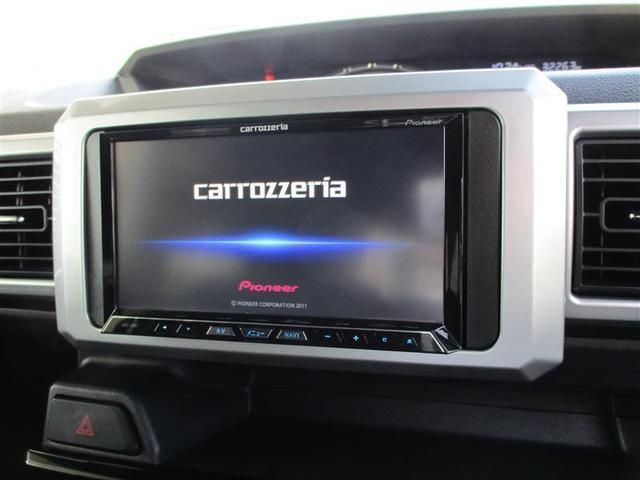 Gターボ レジャーエディションSAIII 4WD 社外HDDナビ フルセグ バックカメラ(8枚目)