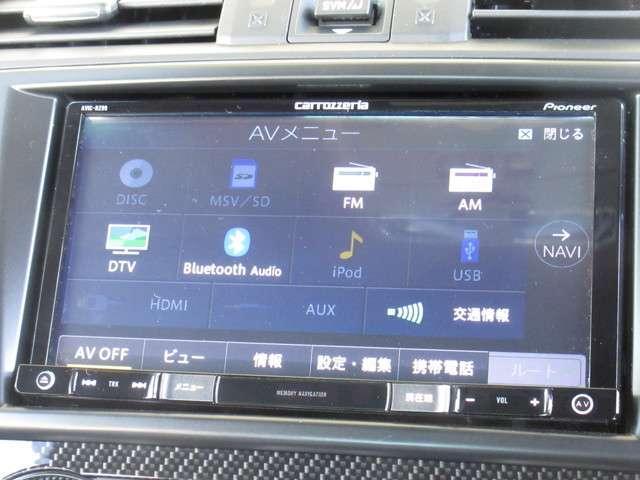 S4 2.0GT アイサイト 4WD パイオニア製メモリーナ(4枚目)