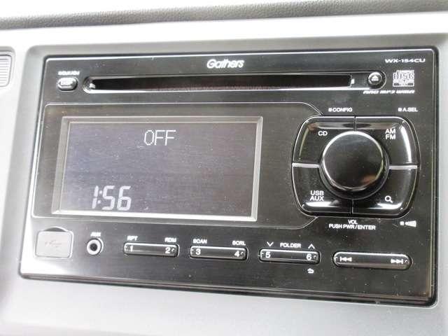 G 純正CD USBチューナー ETC ワンオーナー(3枚目)