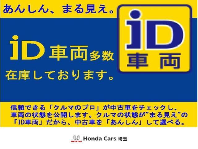 13G・L ホンダセンシング 当社試乗車 純正メモリーナビ(38枚目)