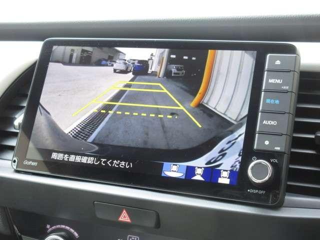e:HEVホーム ホンダセンシング サイドカーテンエアバッグ 9インチメモリーナビ Bluetooth USB フルセグ 前後ドライブレコーダーETC2.0 LEDヘッドライト 禁煙 元試乗車(13枚目)
