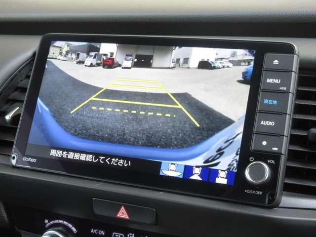 e:HEVホーム 当社元試乗車 純正9インチナビ Bluetooth リアカメラ ETC 純正前後ドライブレコダー 安全運転支援システム アドバンスルームミラー スマートキーシステム ドアバイザー(13枚目)