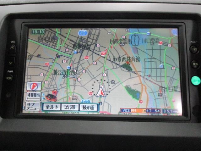 スバル アウトバック 2.5i 4WD 純正DVDナビ マッキントッシュ