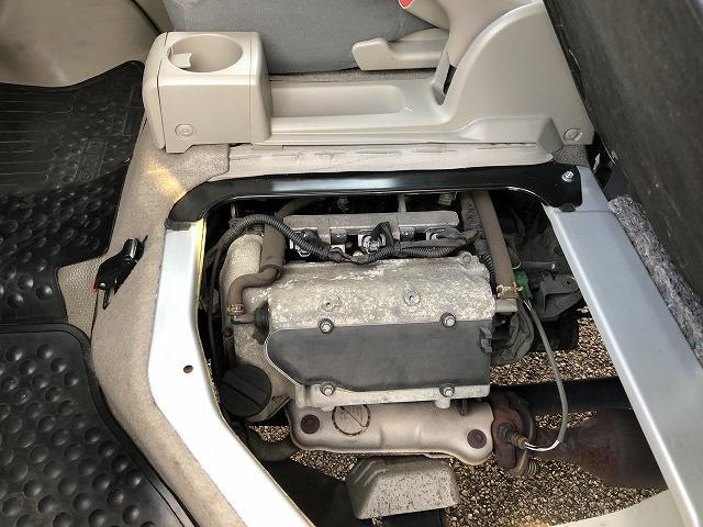 PC 4WD ハイルーフ 5速マニュアル ユーザー買取 キーレス ETC 社外アルミ 2インチリフトUP(ノーマルサスペンション有り) ルーフキャリア エアコン パワステ パワーウィンドウ(49枚目)