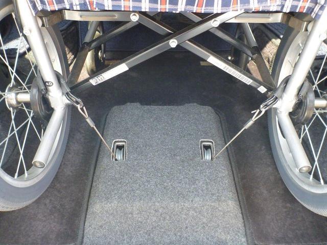 1.5X 車いす仕様車 2列シートタイプ 2年間保証(8枚目)