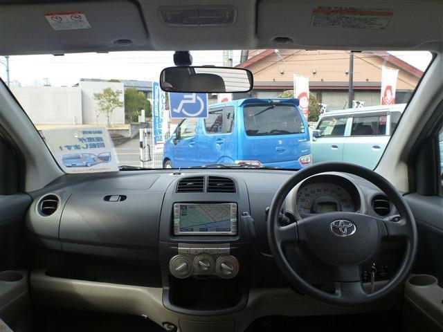 G ウェルキャブ 助手席リフトアップシート福祉車両 純正ナビ(5枚目)