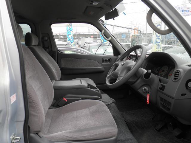 日産 キャラバンコーチ シルクロードVX 両側スライドドア 3列シート8人乗 ETC