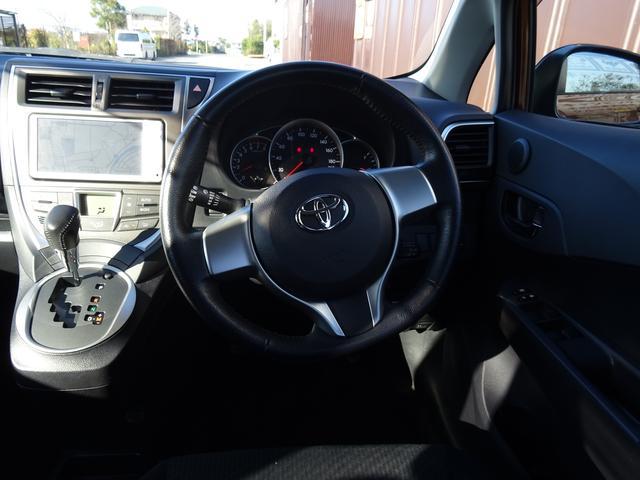 トヨタ ラクティス G 車いす仕様車