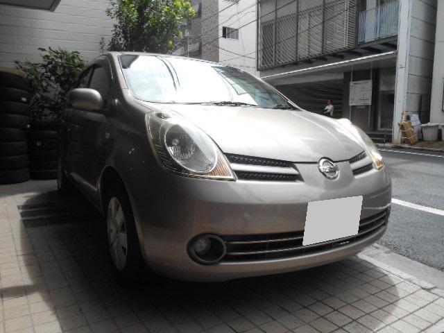 「日産」「ノート」「コンパクトカー」「東京都」の中古車9