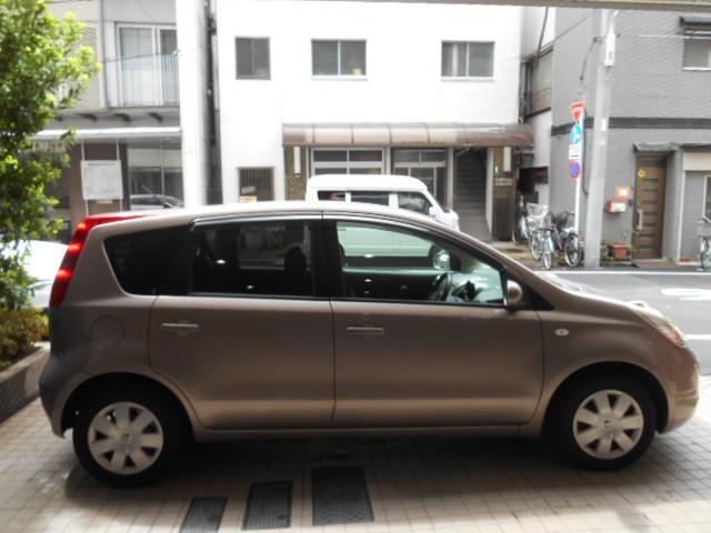 「日産」「ノート」「コンパクトカー」「東京都」の中古車11