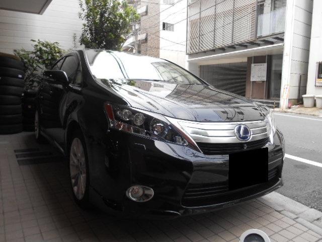 「レクサス」「HS」「セダン」「東京都」の中古車12