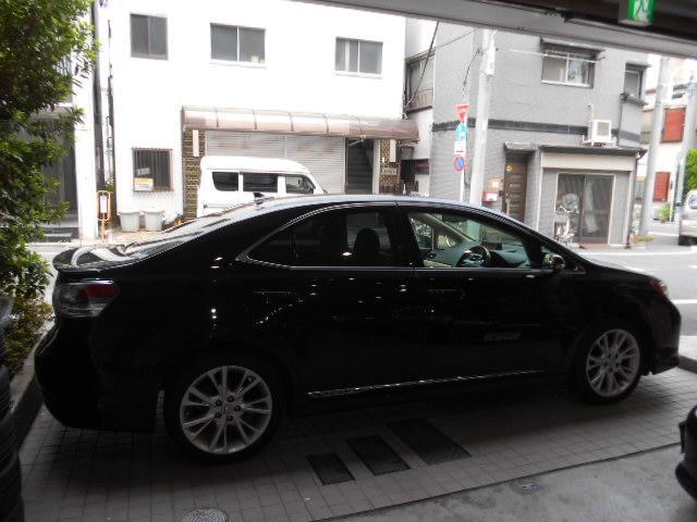 「レクサス」「HS」「セダン」「東京都」の中古車13