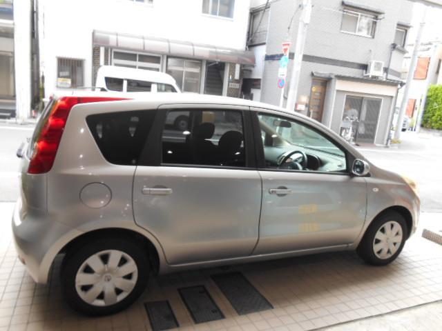 「日産」「ノート」「コンパクトカー」「東京都」の中古車12
