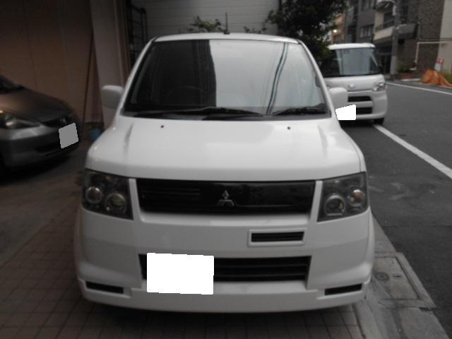 「三菱」「eKスポーツ」「コンパクトカー」「東京都」の中古車2