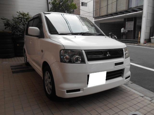「三菱」「eKスポーツ」「コンパクトカー」「東京都」の中古車9