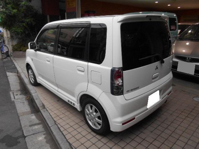 「三菱」「eKスポーツ」「コンパクトカー」「東京都」の中古車12