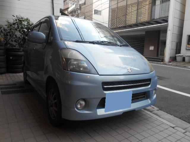 「スズキ」「MRワゴン」「コンパクトカー」「東京都」の中古車11