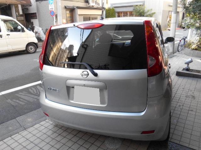 「日産」「ノート」「コンパクトカー」「東京都」の中古車16