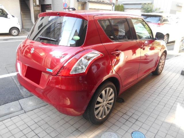 「スズキ」「スイフト」「コンパクトカー」「東京都」の中古車13