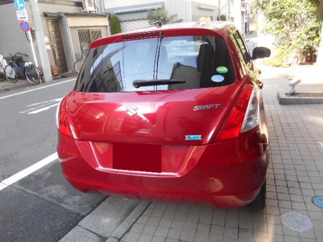 「スズキ」「スイフト」「コンパクトカー」「東京都」の中古車14