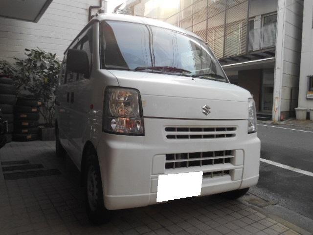 「スズキ」「エブリイ」「コンパクトカー」「東京都」の中古車11
