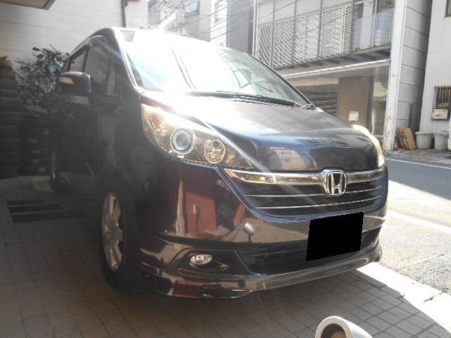 「ホンダ」「ステップワゴン」「ミニバン・ワンボックス」「東京都」の中古車12