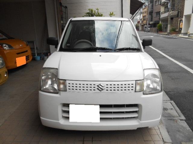 「スズキ」「アルト」「軽自動車」「東京都」の中古車2