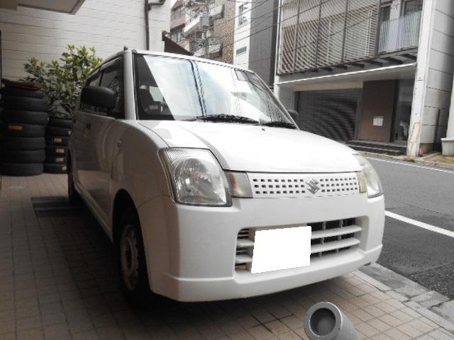 「スズキ」「アルト」「軽自動車」「東京都」の中古車10