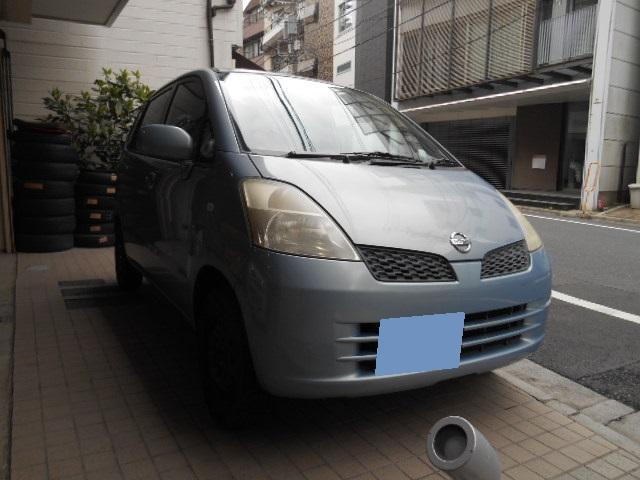 「日産」「モコ」「コンパクトカー」「東京都」の中古車10