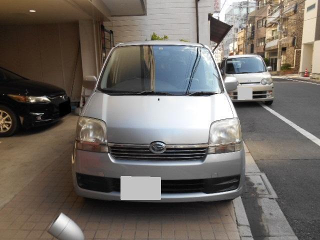 「ダイハツ」「ムーヴ」「コンパクトカー」「東京都」の中古車2