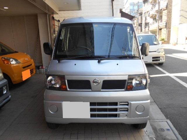 「日産」「クリッパーバン」「軽自動車」「東京都」の中古車2