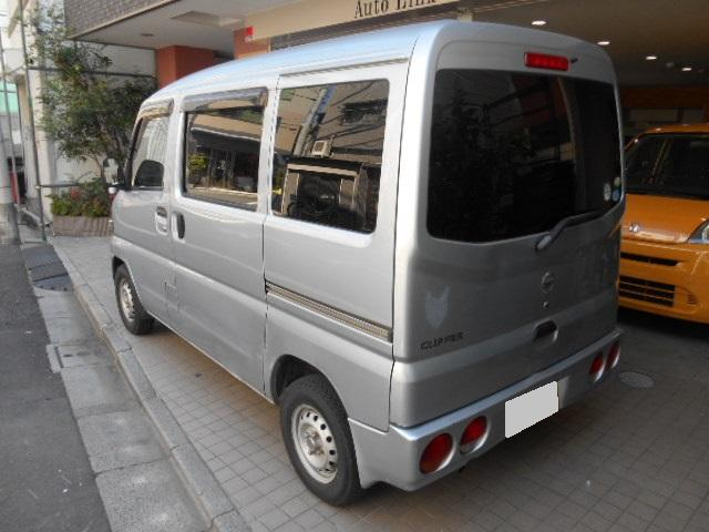 「日産」「クリッパーバン」「軽自動車」「東京都」の中古車11