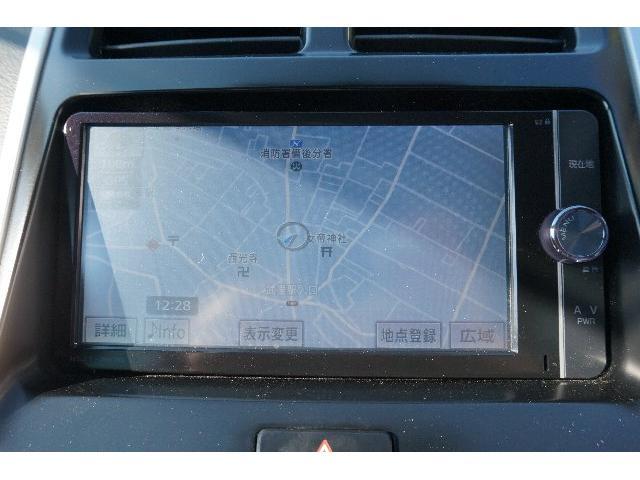 トヨタ SAI S 禁煙車 Mナビ フルセグTV キーフリー ETC LED