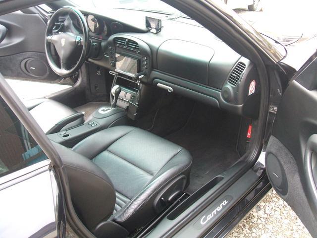 ポルシェ ポルシェ 911カレラ左HD車ティプトロ記録簿HDDナビ地デジリトロ